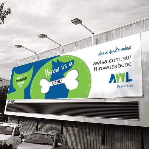 Bigwig Advertising & Digital | Adelaide: AWL Work Image