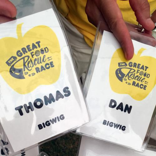 Bigwig Advertising & Digital | Adelaide: Ozharvest Work Image