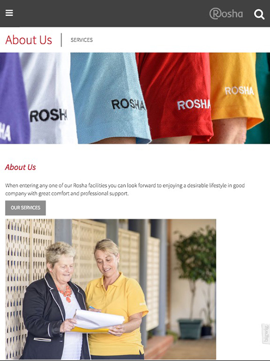 The Rosha Group