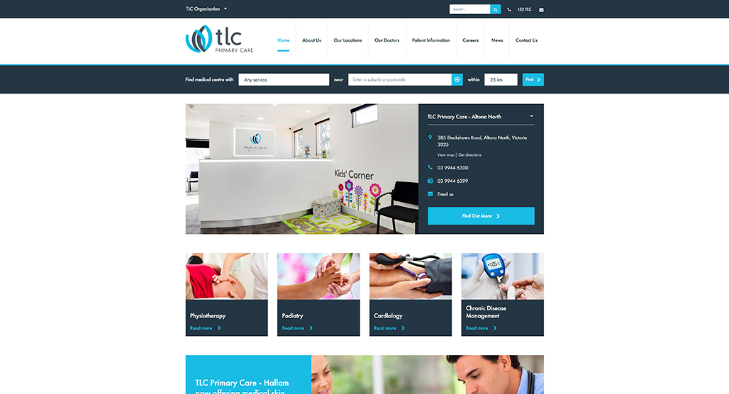 TLC Primary Care