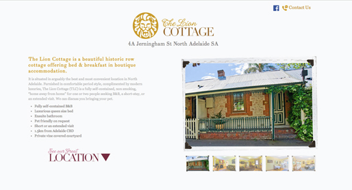 The Lion Cottage